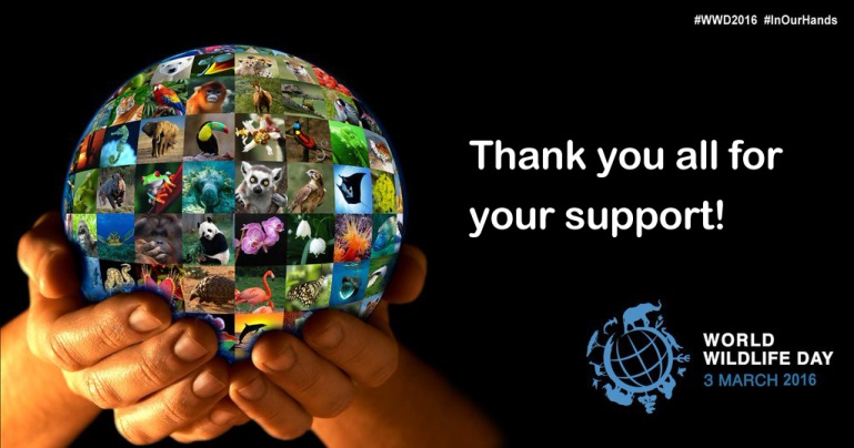 CITES Secretary-General's statement on outcomes of World Wildlife