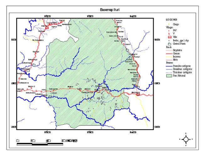 ANNEX 5 - Pilot Project base maps | CITES