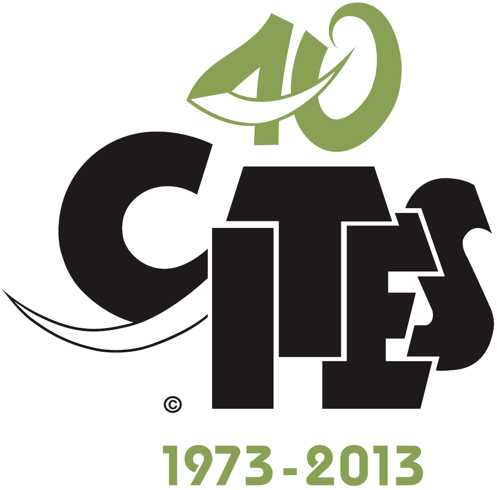 Launching The Official Logo For The 40th Anniversary Of Cites Cites
