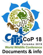 CITES CoP18 Official documents and information page