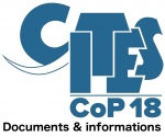Documents officiels de la CoP18 et page d'informations