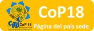 Sitio del país anfitrión CITES CoP18 (externo)