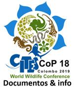 CITES CoP18 Documentos oficiales y página de información