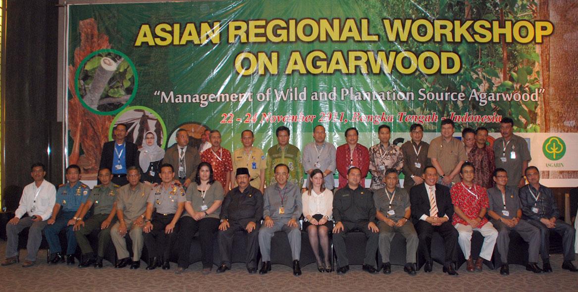 Workshops Held On Agarwood In 2011