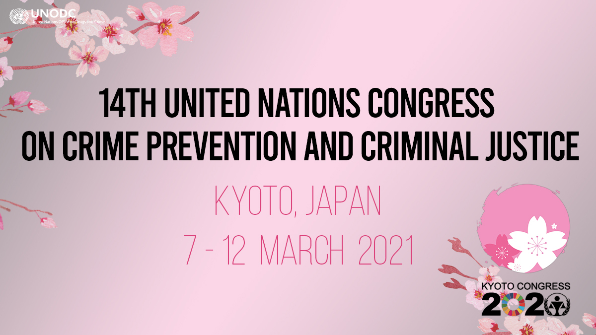 14th Un Congress on Crime Prevention and Criminal Justice